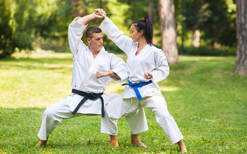 Martial Arts Lessons for Adults in Columbia MO - Outside Martial Arts Training