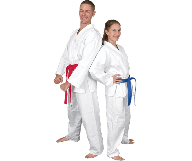 Martial Arts Lessons for Adults in Columbia MO - Man and Women Adult Program Banner